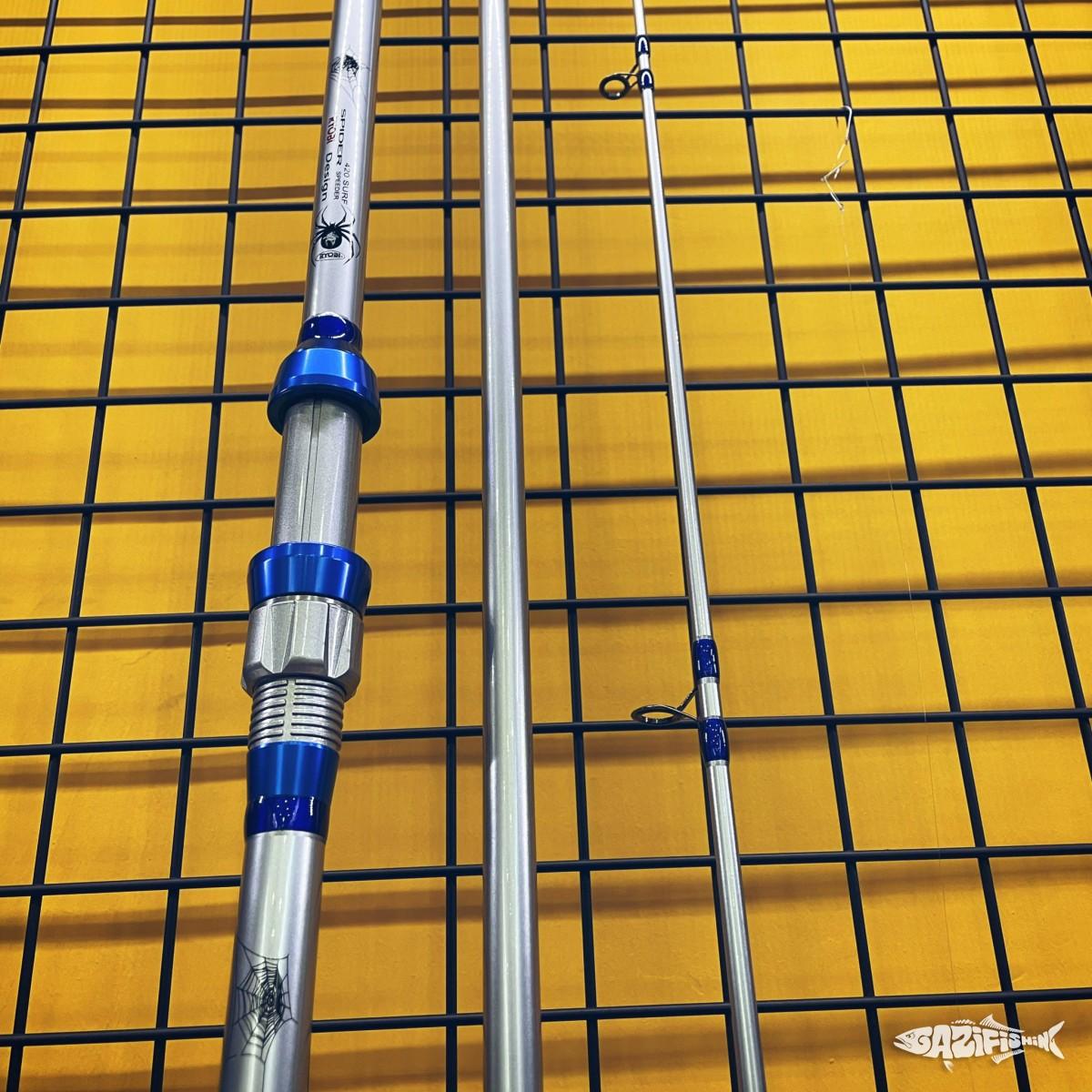 Ryobi Spider Surf 4.20 100 - 250 Gram 3 Parça Surf Kamış